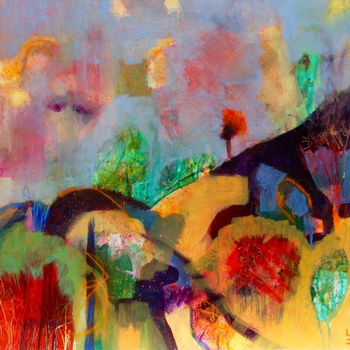 Lorraine Barker Dancing With Colour