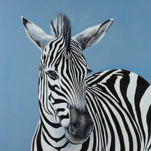 Cathy Golden Zebra