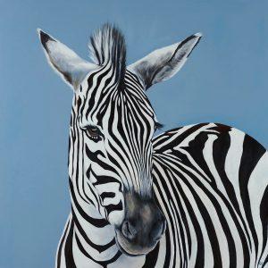 Cathy Golden Zebra